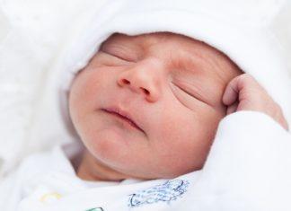 niemowlę z zespołem downa