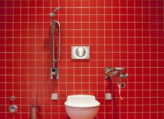 Akcesoria łazienkowe - pojemniki na papier toaletowy