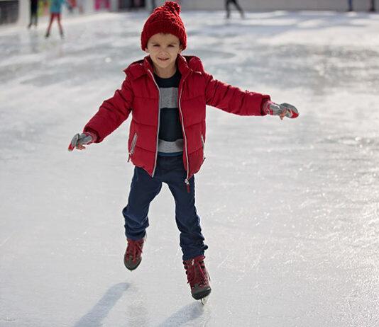 Fachowo zorganizowane obozy łyżwiarskie dla dzieci